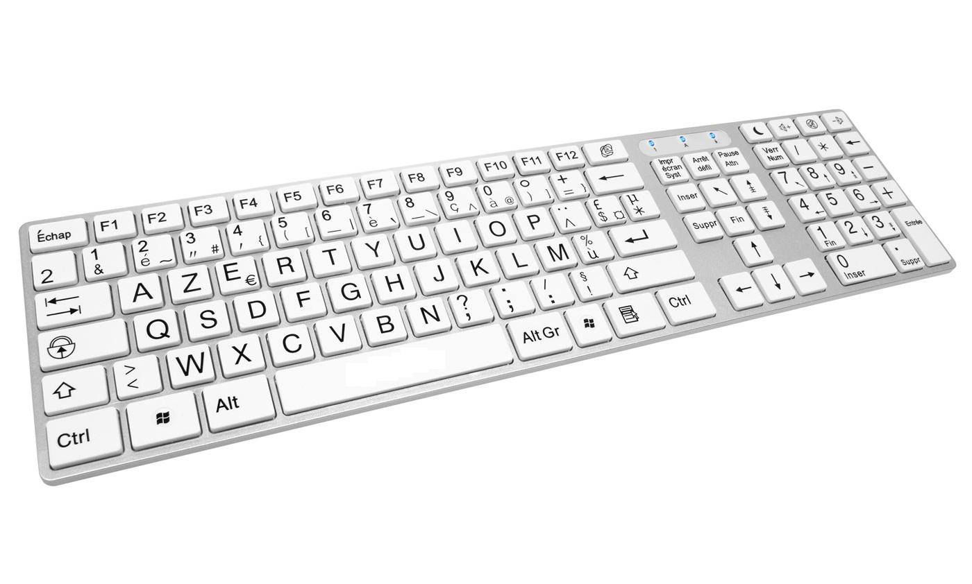 Raccourci clavier windows 10 luminosité
